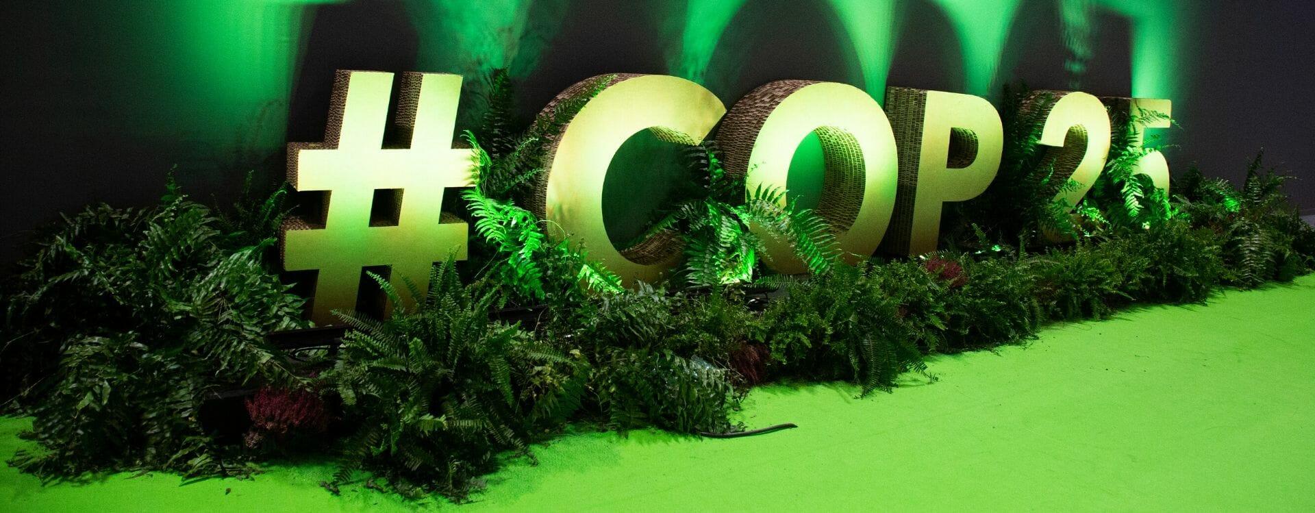 COP 25 Madrid 2019