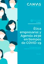 Nuevo Estudio RADAR CANVAS Ética empresarial y Agenda 2030 en tiempos de COVID-19