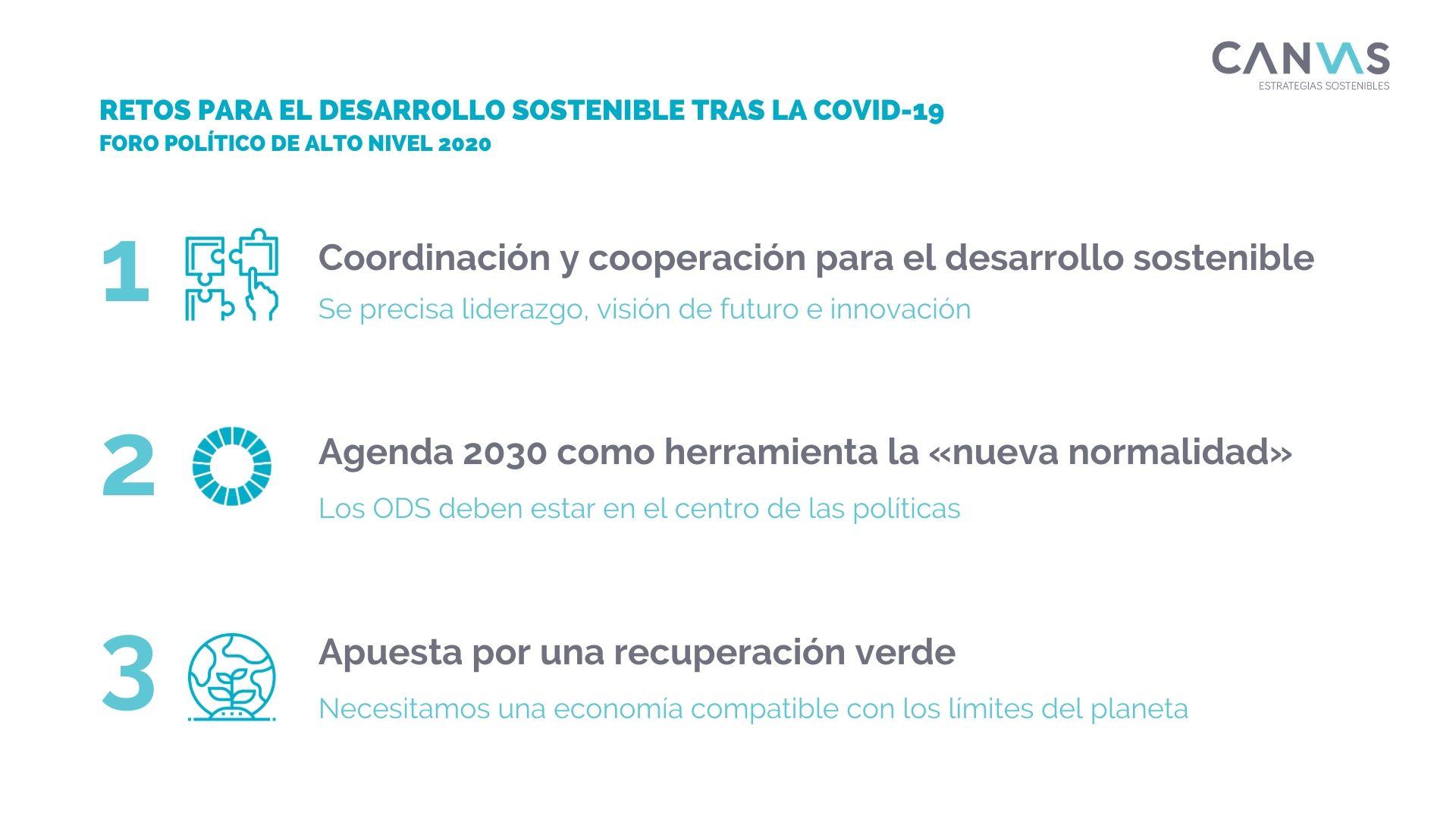 Agenda 2030 Retos
