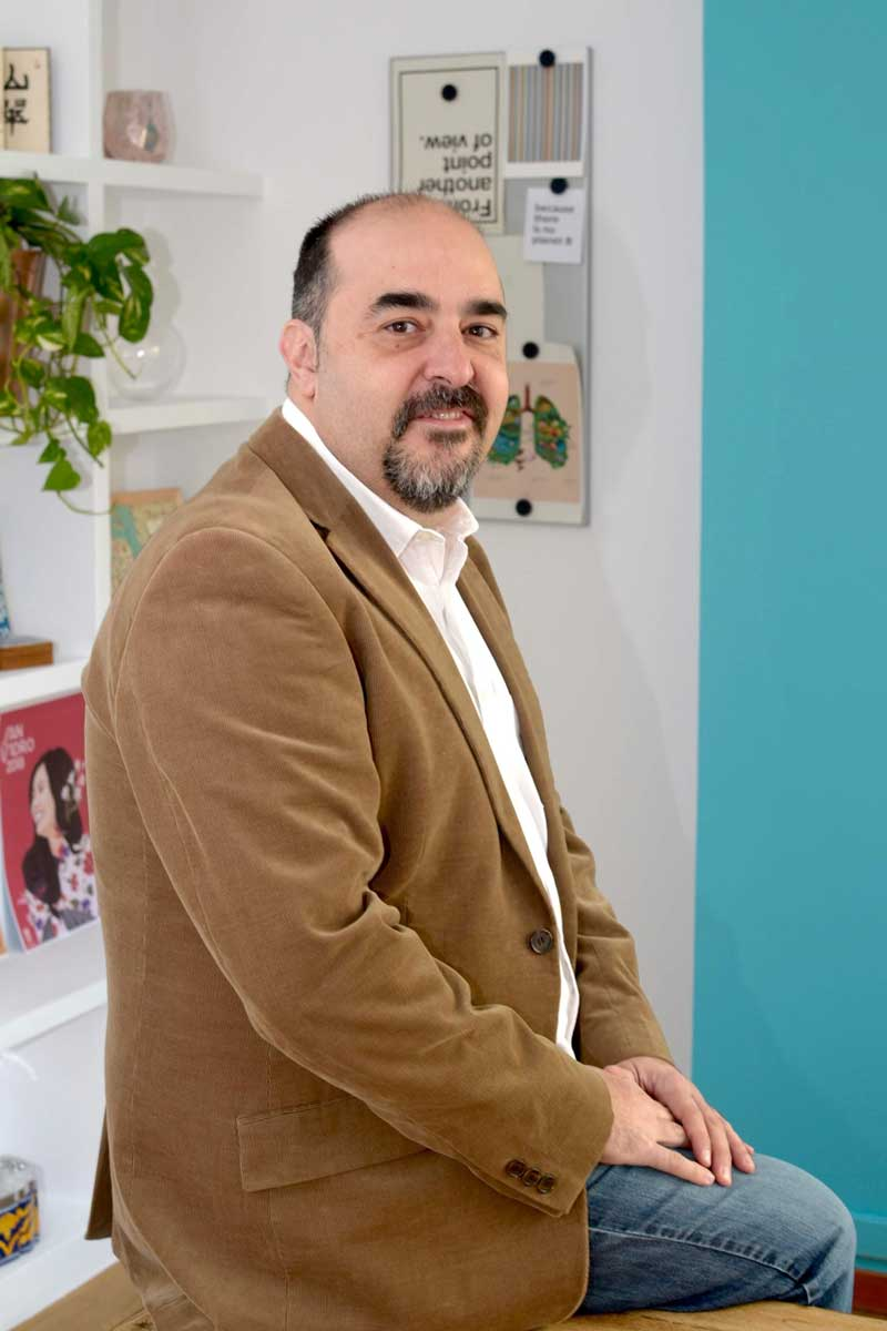 ALBERTO RUBIO GARCÍA