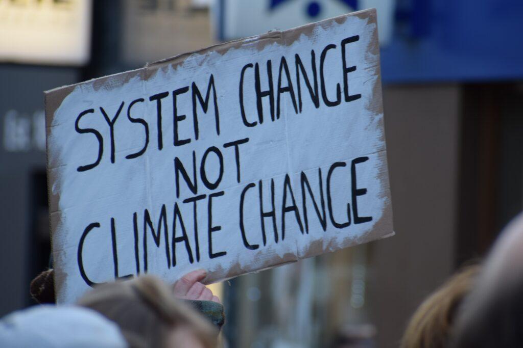 Davos Agenda Cambio sistema