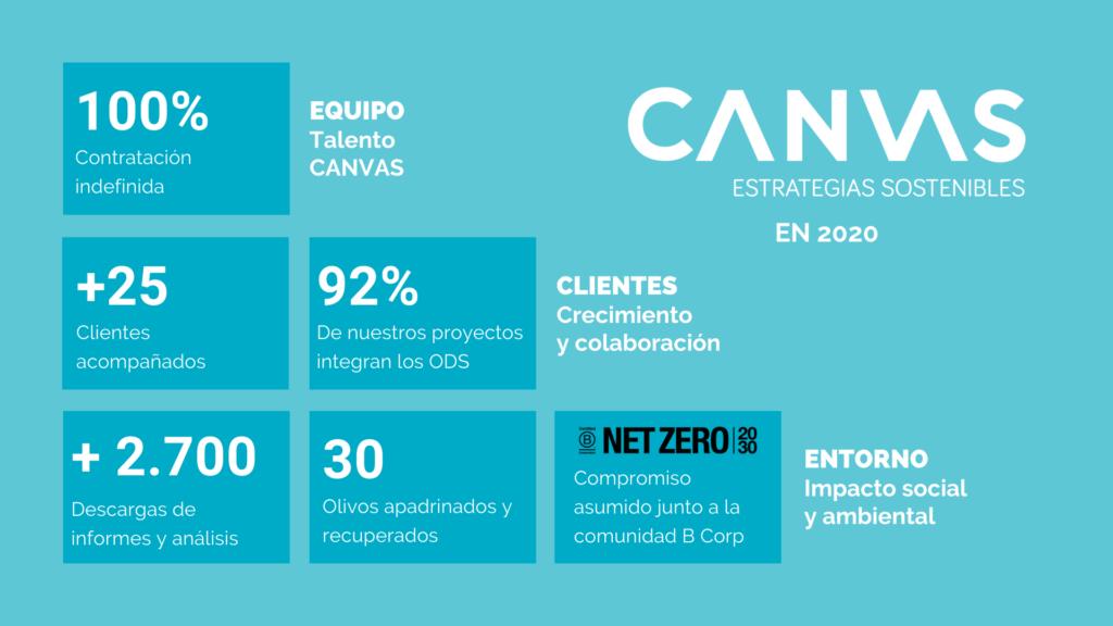 Informe impacto canvas 2020